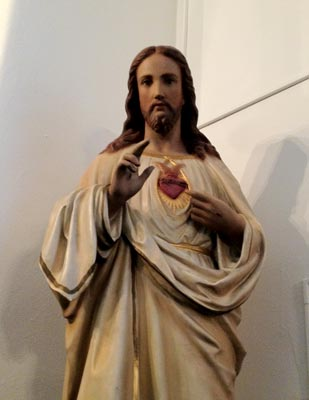 Statue of the Sacred Heart